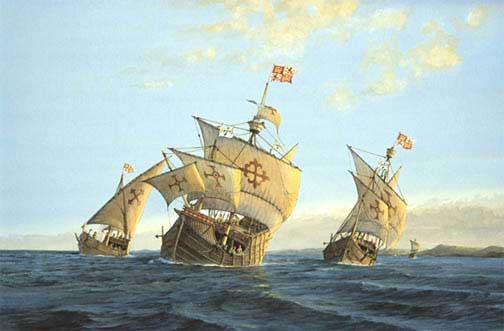 Etwas Neues genug Die Reisen des Christoph Kolumbus #NR_85
