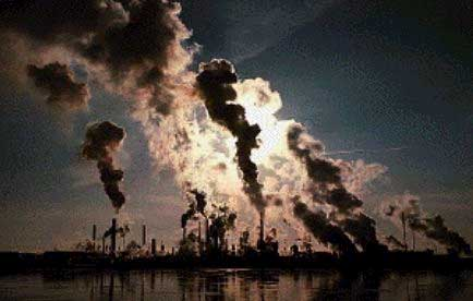 The Cause and Core of Pollution and Earth Changes
